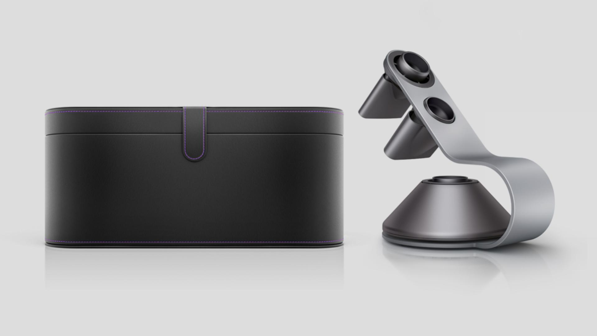 Dyson Supersonic™ hair dryer presentation case and stand