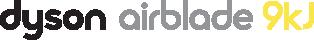 Logo Dyson Airblade 9kj Nickel