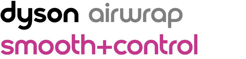 Dyson airwrap smooth+control logo