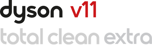 Dyson V11™ Total Clean Extra Logo