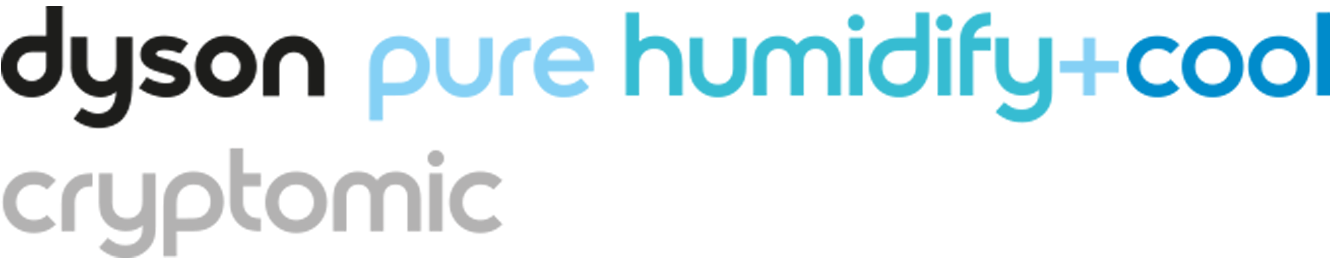 Dyson Humidify+Cool Cryptomic motif