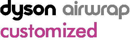 dyson airwrap motif