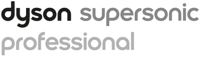 Logo du Dyson Supersonic Édition Professionnelle