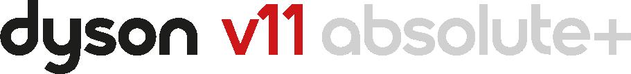 Logo de l'aspirateur Dyson V11Absolute+
