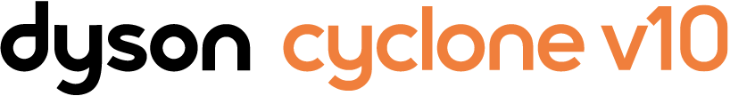 Dyson Cyclone V10 vacuum logo