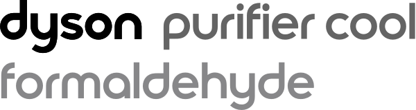 Dyson pure cool cryptomic logo