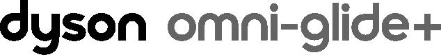 Dyson Omni-glide plus™ motif