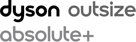 Dyson Outsize Absolute Logo