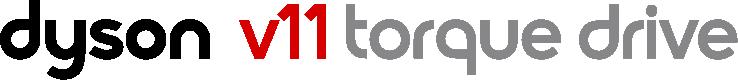 Dyson V11 torque drive logo