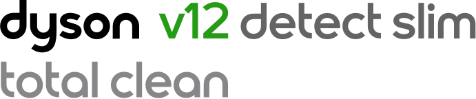 Dyson v12 Logo