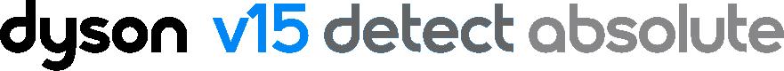 Logo Aspirateur Dyson V15™ Detect Absolute