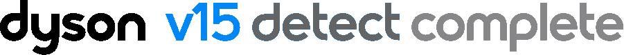 Dyson V15 Detect Complete logo