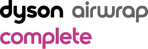 logo de dyson airwrap complete