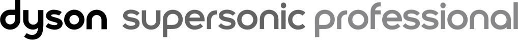 Dyson Supersonic™ hair dryer logo