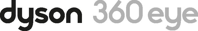 Logo de l'aspirateur robot Dyson360eye