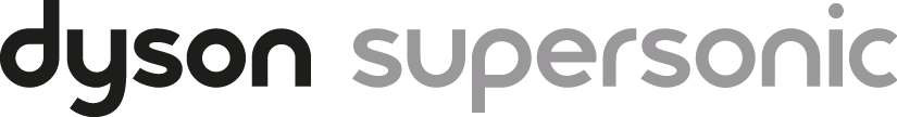 Dyson Supersonic™ hair dryer logo