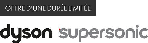 Logo de Dyson Supersonic
