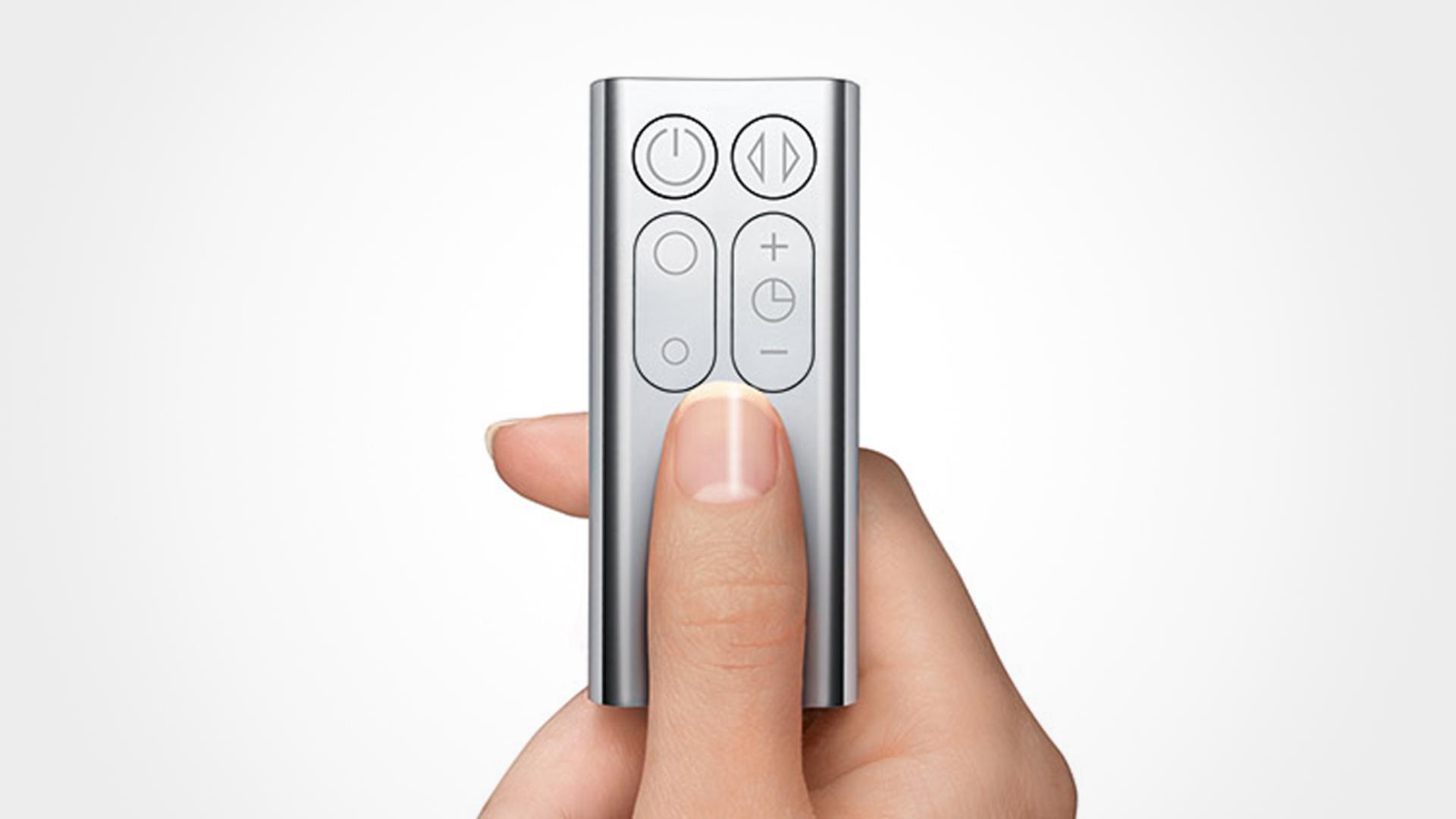 Dyson remote control
