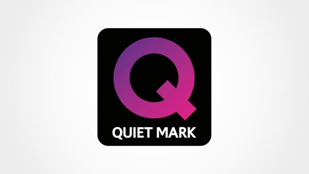 Quiet Mark accreditation