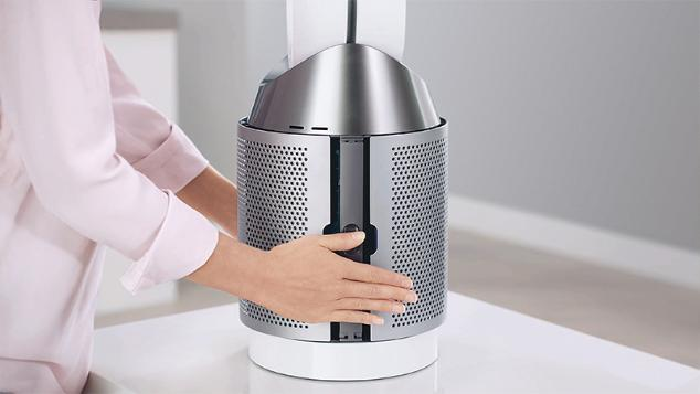 Dyson Pure Cool Tower easy filter change