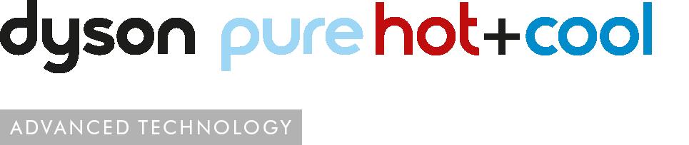Dyson Pure Hot+Cool logo