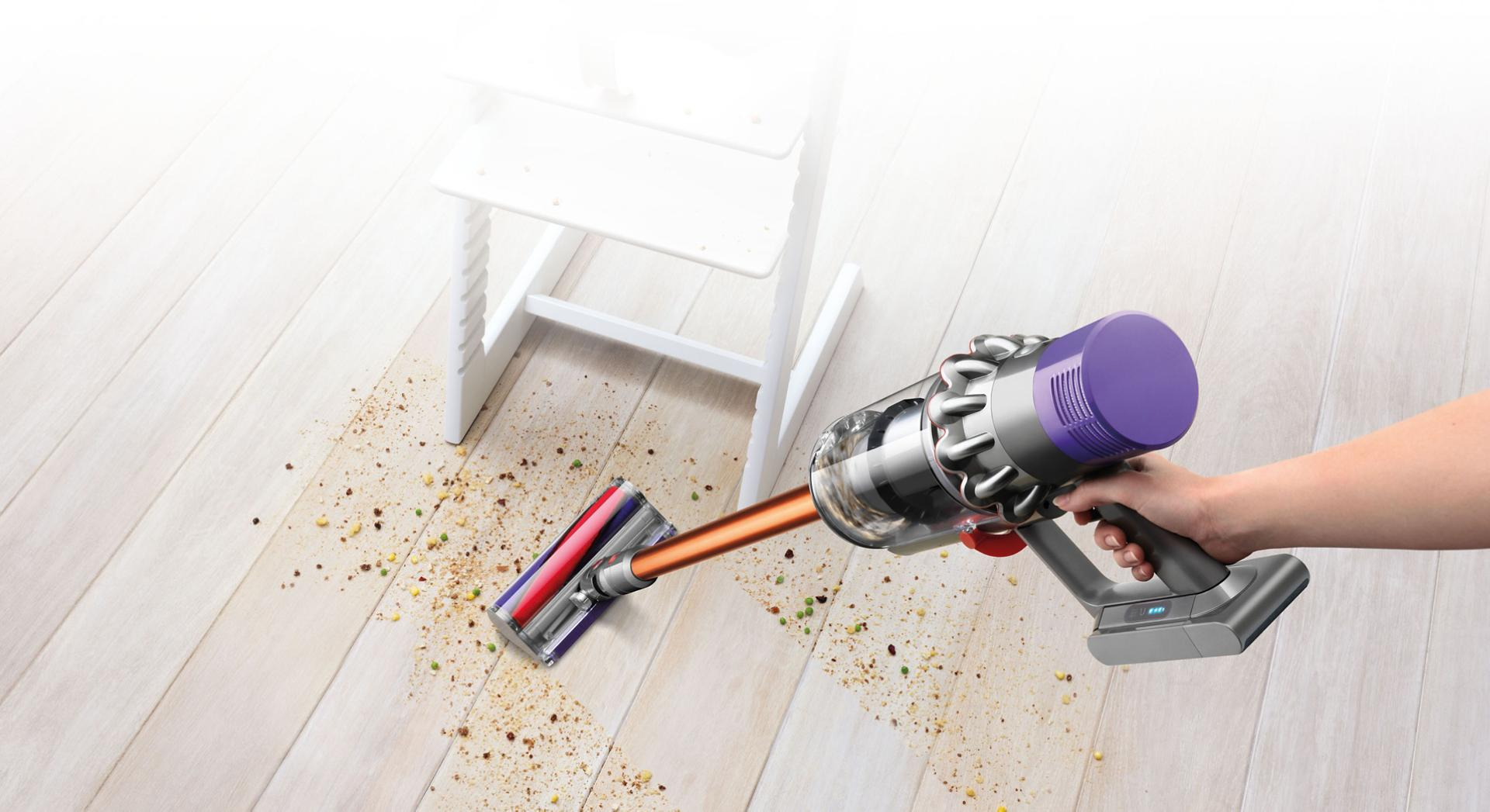 Cord Free Vacuum Cleaners Dyson New Zealand