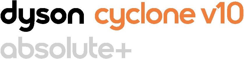 Dyson Cyclone V10 Absolute+ logo