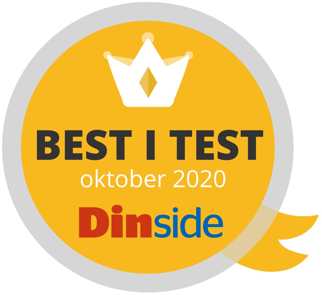 Best i Test 2020 Dinside