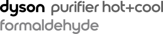 Logo Dyson Purifier Hot+Cool™ Formaldehyde