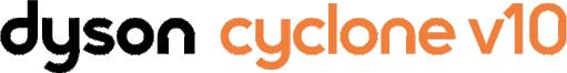 Dyson V10 logo