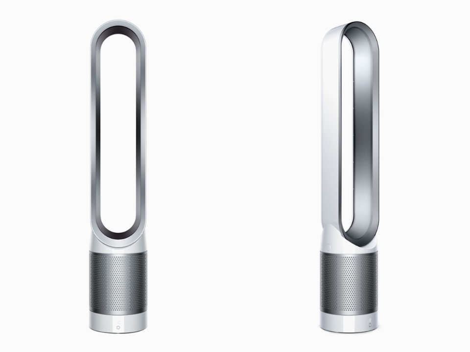 Dyson Pure Cool Linkᵀᴹ Tower Air Purifier White Silver Color