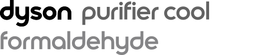 Dyson purifier cool formaldehyde