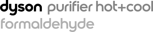 Dyson purifier hot cool formaldehyde