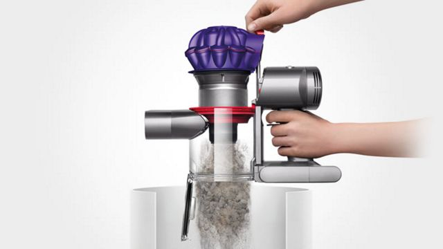 Image result for dyson Hygienic bin emptying