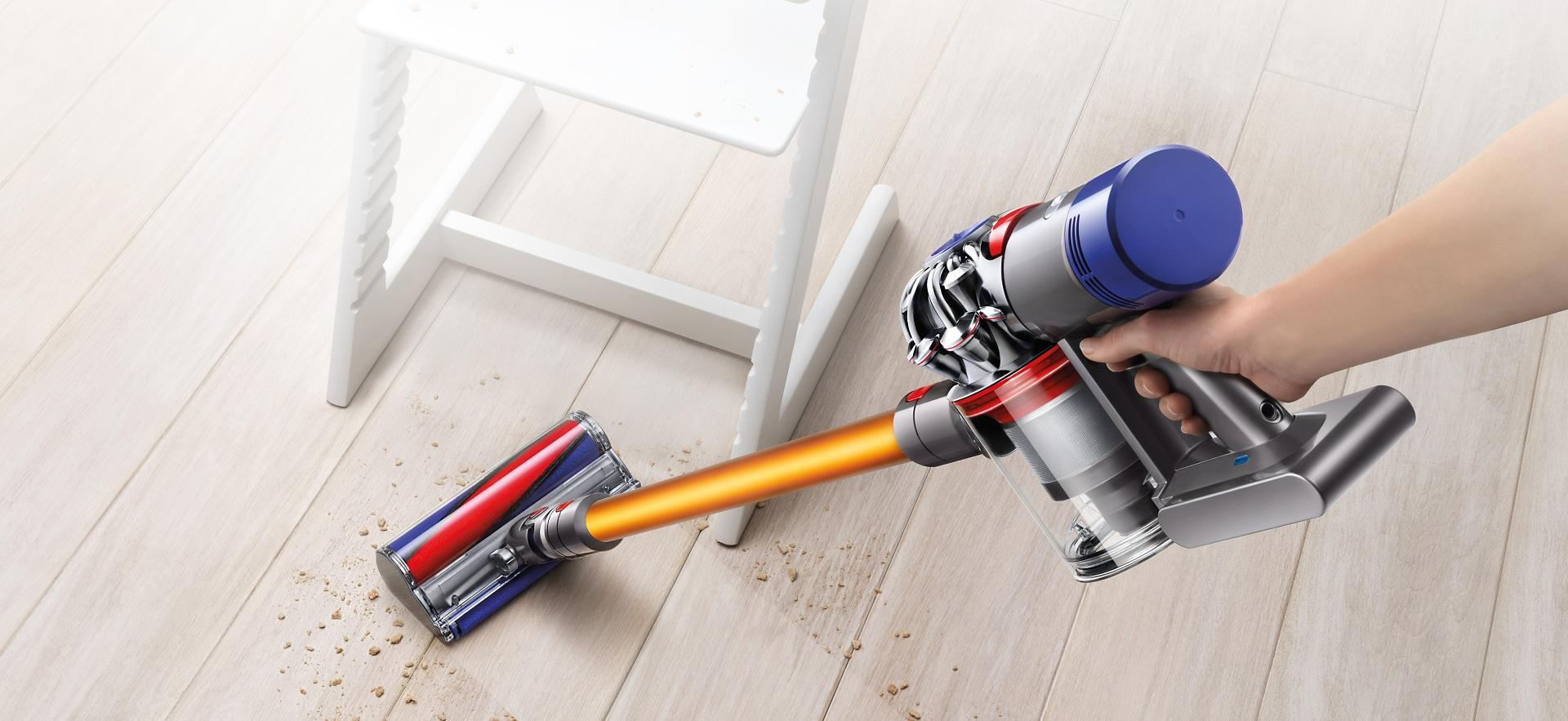 Cord Free Vacuum Cleaners Dyson India