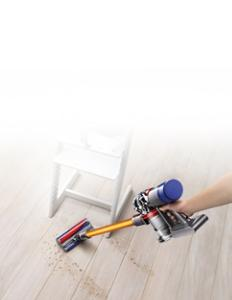how to clean a dyson stick