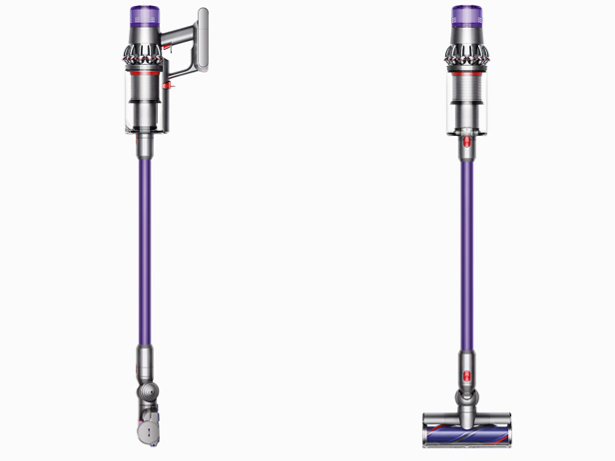Dyson v11 animal nickel purple