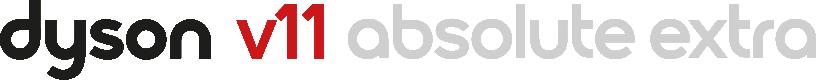 Logo Dyson V11 Absolute Extra
