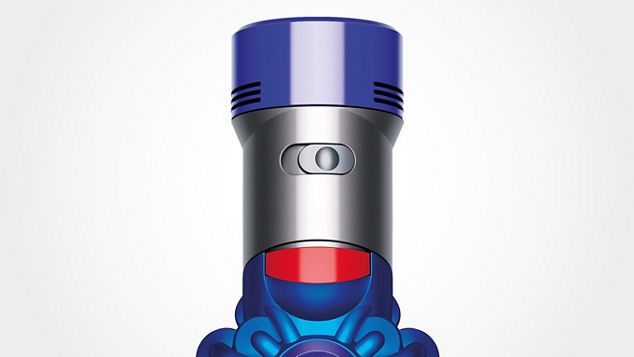 Close up of Dyson V7 power modes