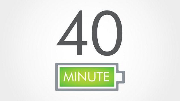 Icône 40minutes