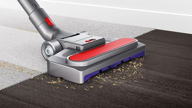Dyson Pneumatic cleaner head
