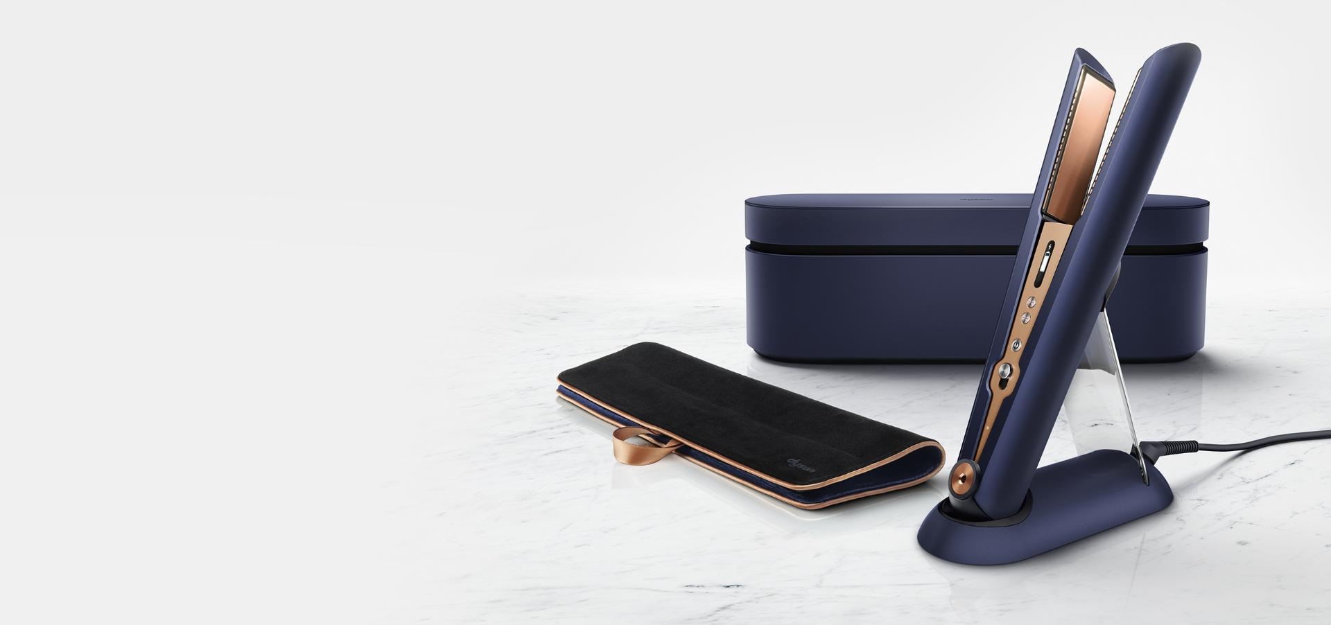 Dyson corrale™ azul cobre edición especial 2021.