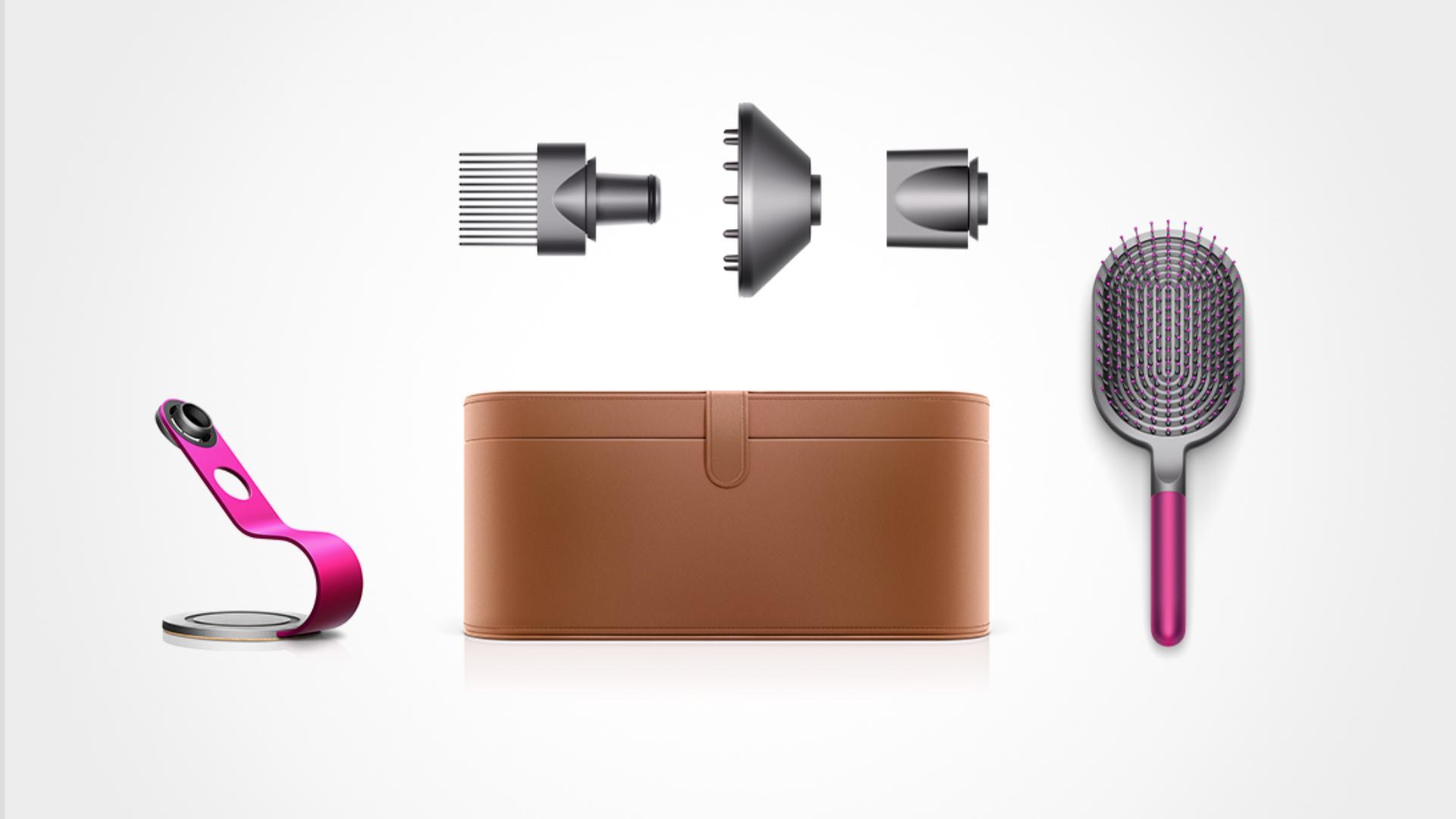 Accesorios para la secadora de cabello Dyson Supersonic