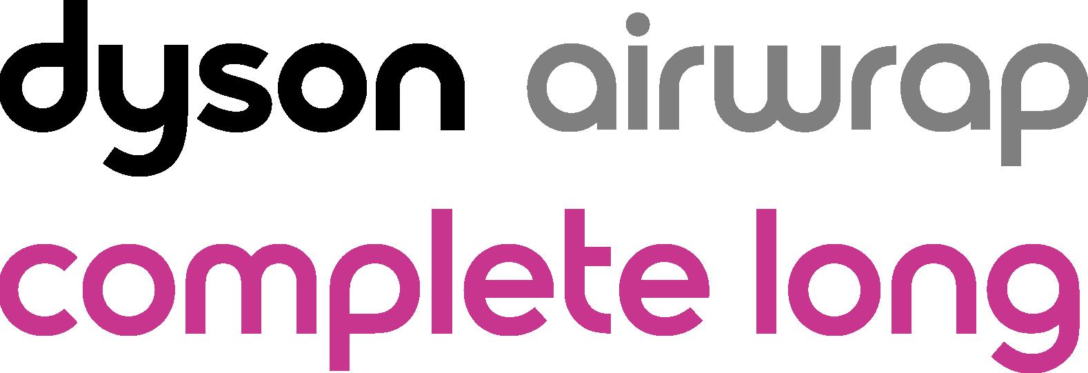 Logo du Dyson Airwrap™ Complete Long