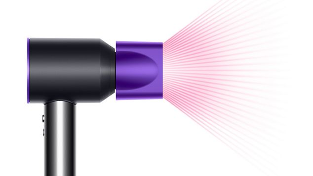 Watch the video Using the Dyson Smoothing nozzle