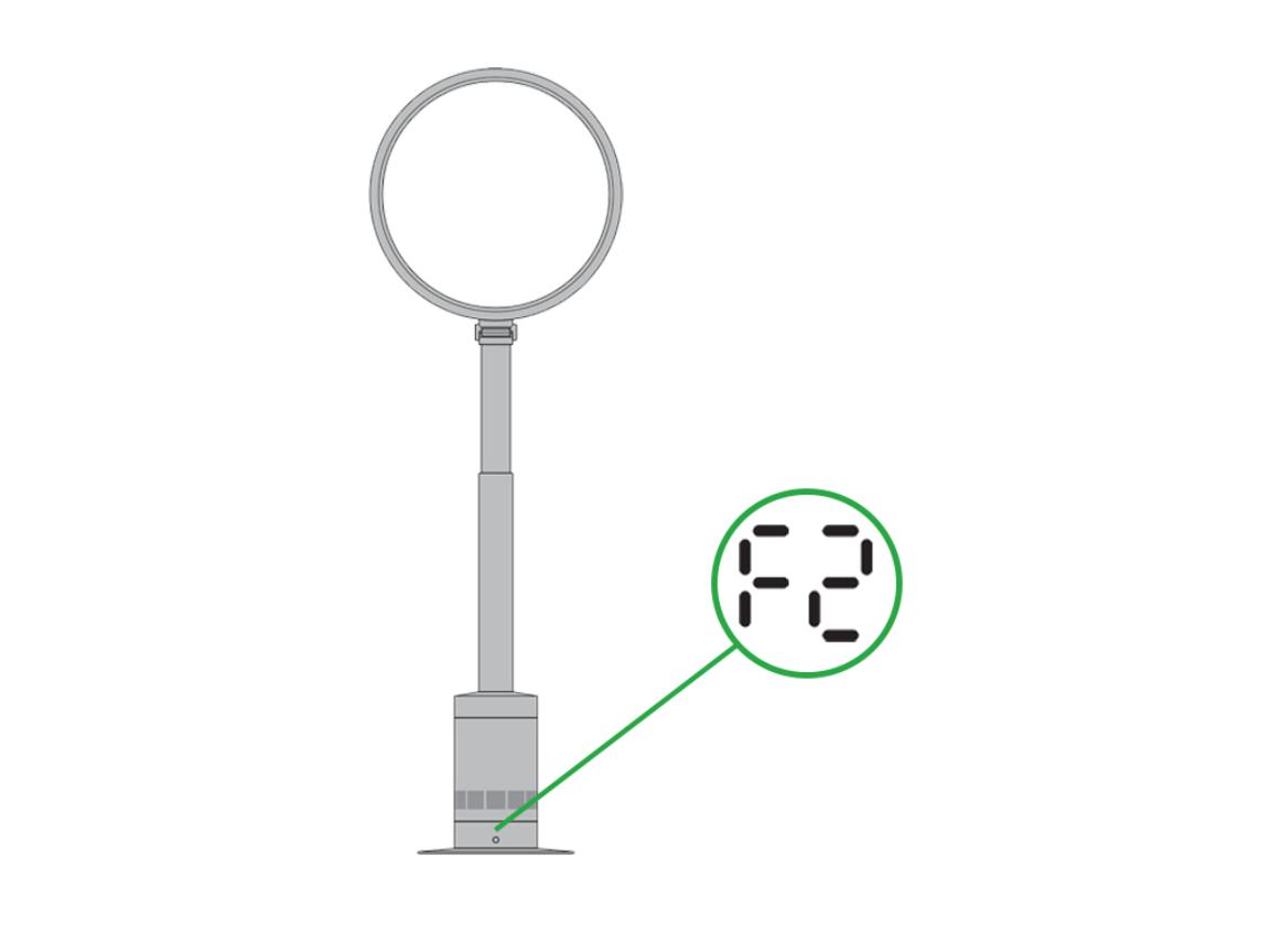 Support | Dyson Cool™ pedestal fan (AM08) White/Silver