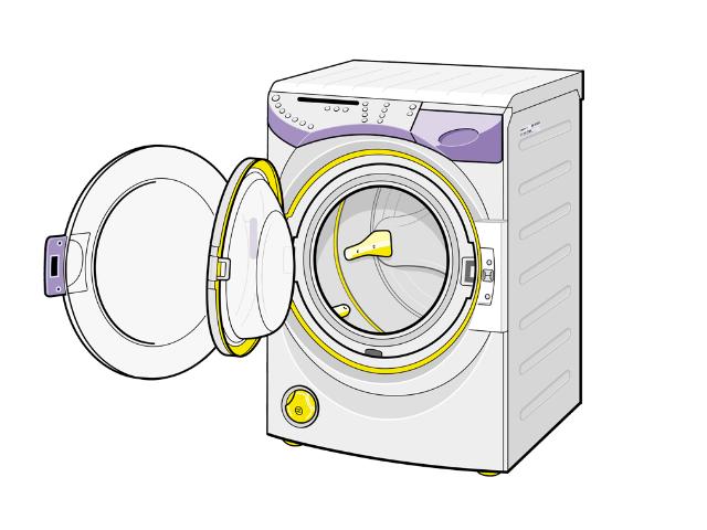 cr01 base™ washing machine  dyson