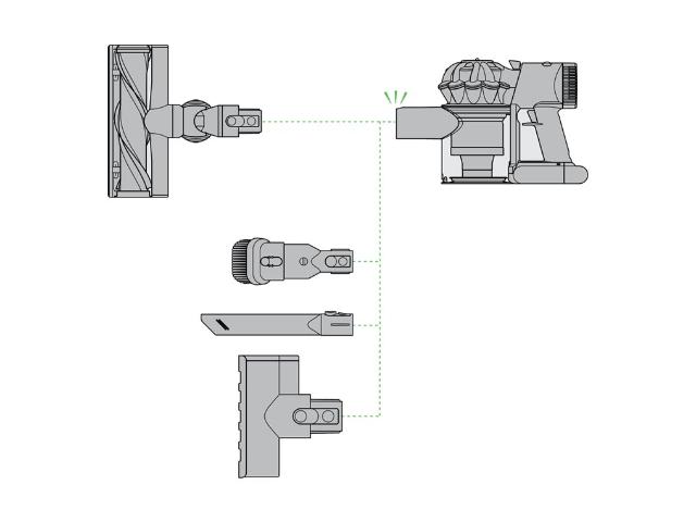 Dyson | Dyson V7 Trigger vacuum
