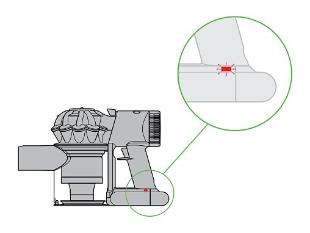 Dyson   Dyson V7 Trigger vacuum
