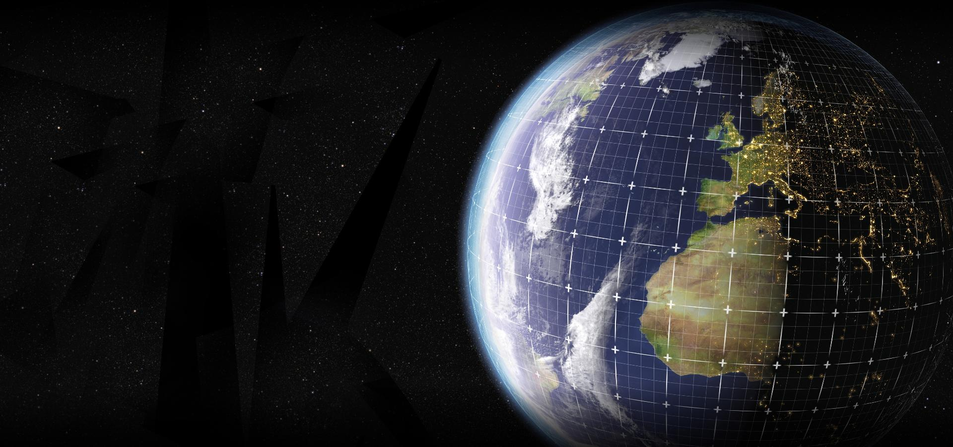 Globe tracker